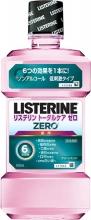 LISTERINE® TOTAL CARE ZERO FRESH MINT Anticavity Mouthwash