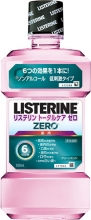 LISTERINE® TOTAL CARE ZERO FRESH MINT Anticavity Mouthwash